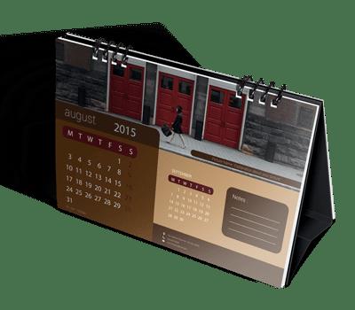 Custom Design Calender 2016