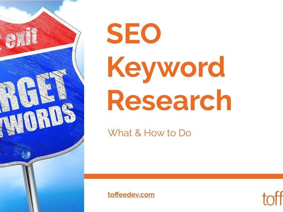 Riset keyword untuk SEO