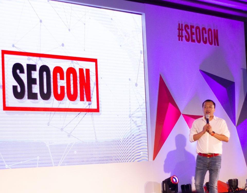 SEO Conference 2019 - Ryan Kristomuljono (CEO ToffeeDev)