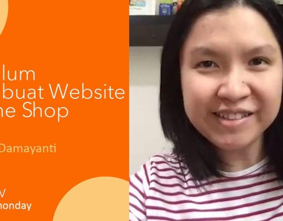 Yang Harus Di Perhatikan Saat Membuat Website Online Shop