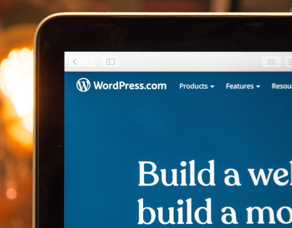 Kesalahan Menggunakan Wordpress