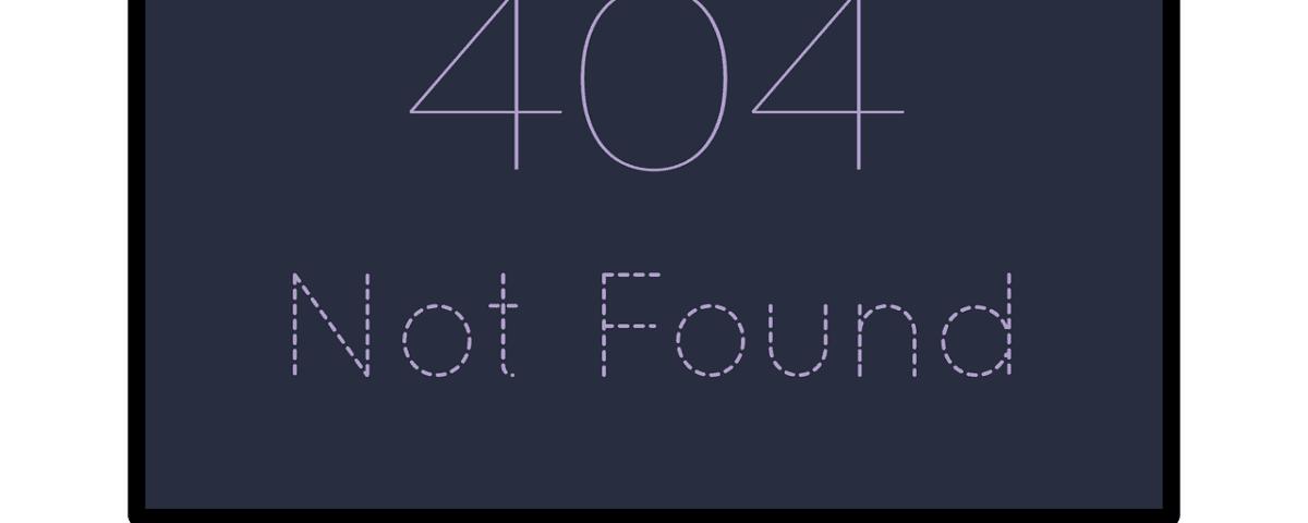 Cara Membuka Situs 404 Not Found