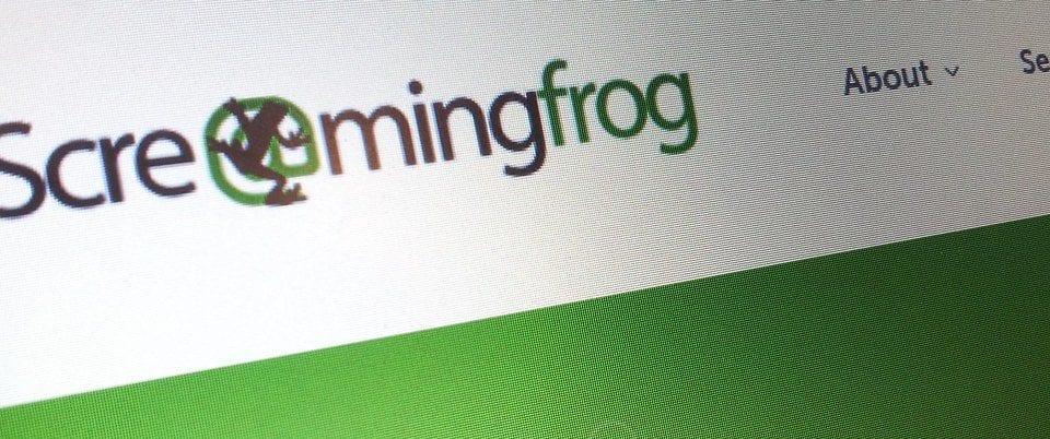Tutorial Screaming Frog