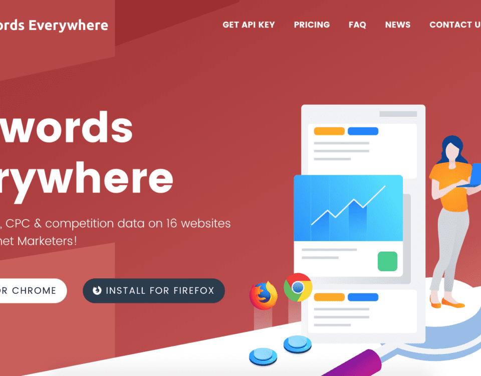 Keyword Everywhere Chrome