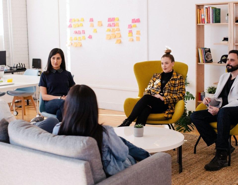Barisan Tips Meeting Dengan Klien