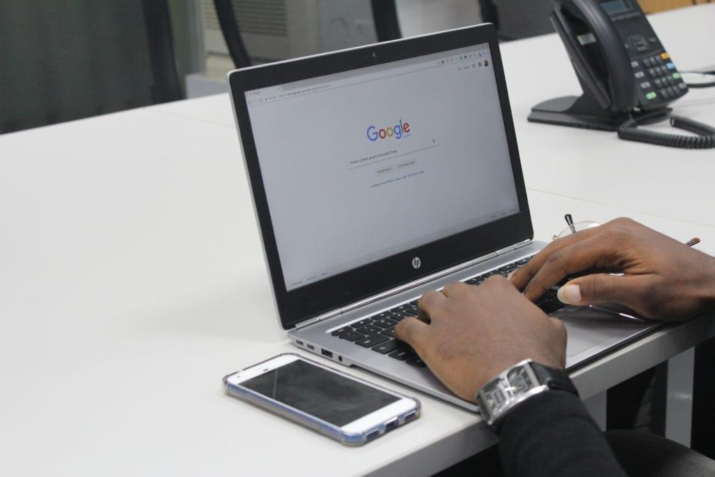 kerja google search engine toffeedev