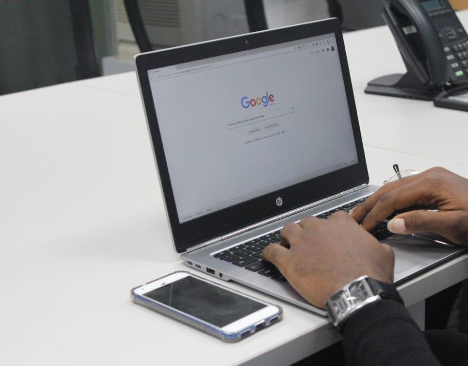Cara Kerja Google Search Engine