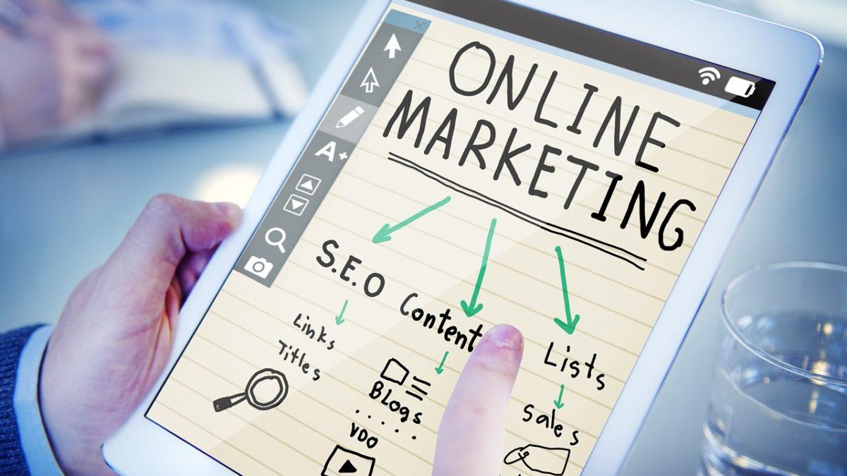 Cara Membuat Pemasaran Online Dengan SEO