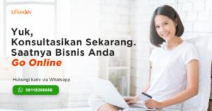 Konsultasi Bisnis Online
