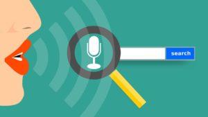 Teknologi Voice Search