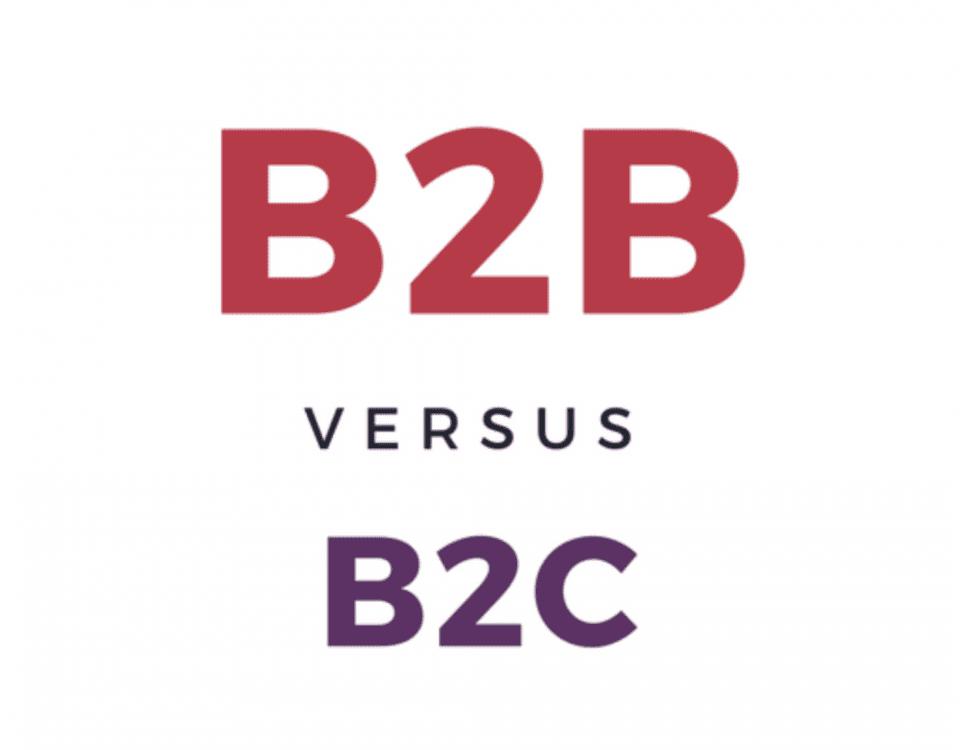 perbedaan b2b dan b2c