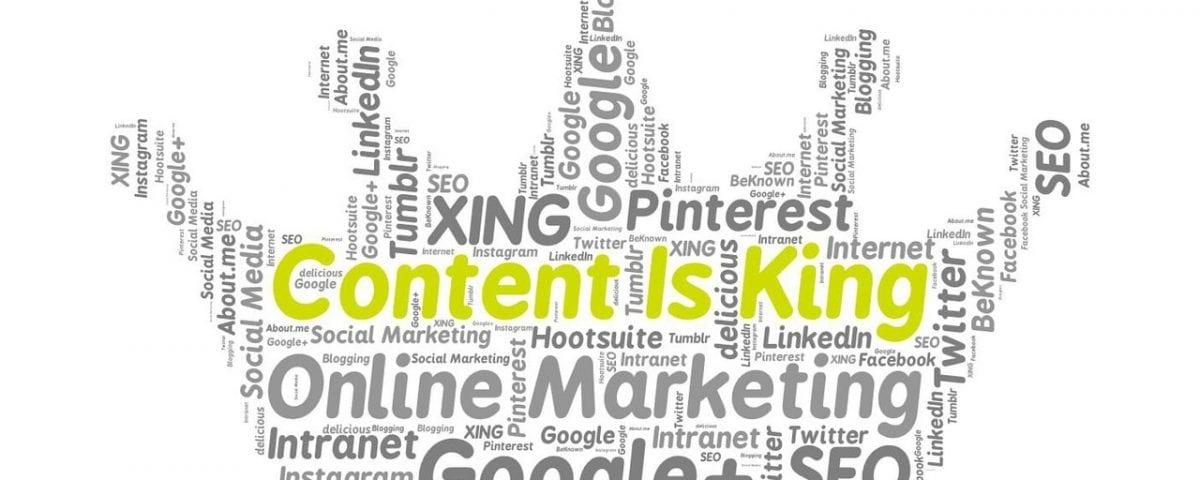 Apa Itu Content Marketing