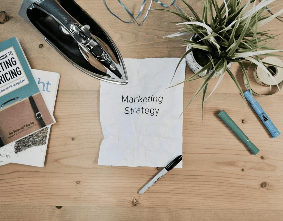 analisis strategi pemasaran